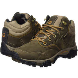 Merrell Moab Rover Mid Waterproof Hiking Shoes