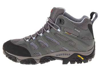 Merrell Moab High Rise Hiking Boots