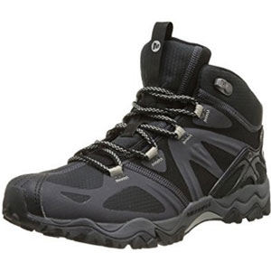 Merrell Men's Grassbow Mid Sport Gore-Tex High Rise Hiking Boots