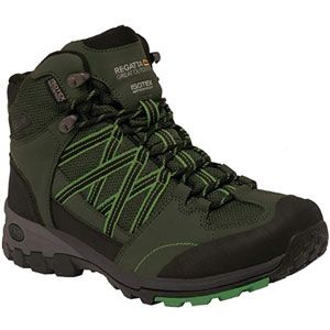 Regatta Samaris Men's Mid High Rise Hiking Boots